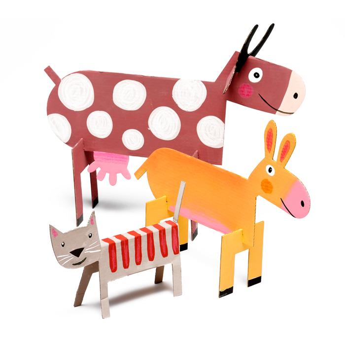 """Konkurs Plastyczny """"Recyklingowe zwierzątko wiejskie"""""""